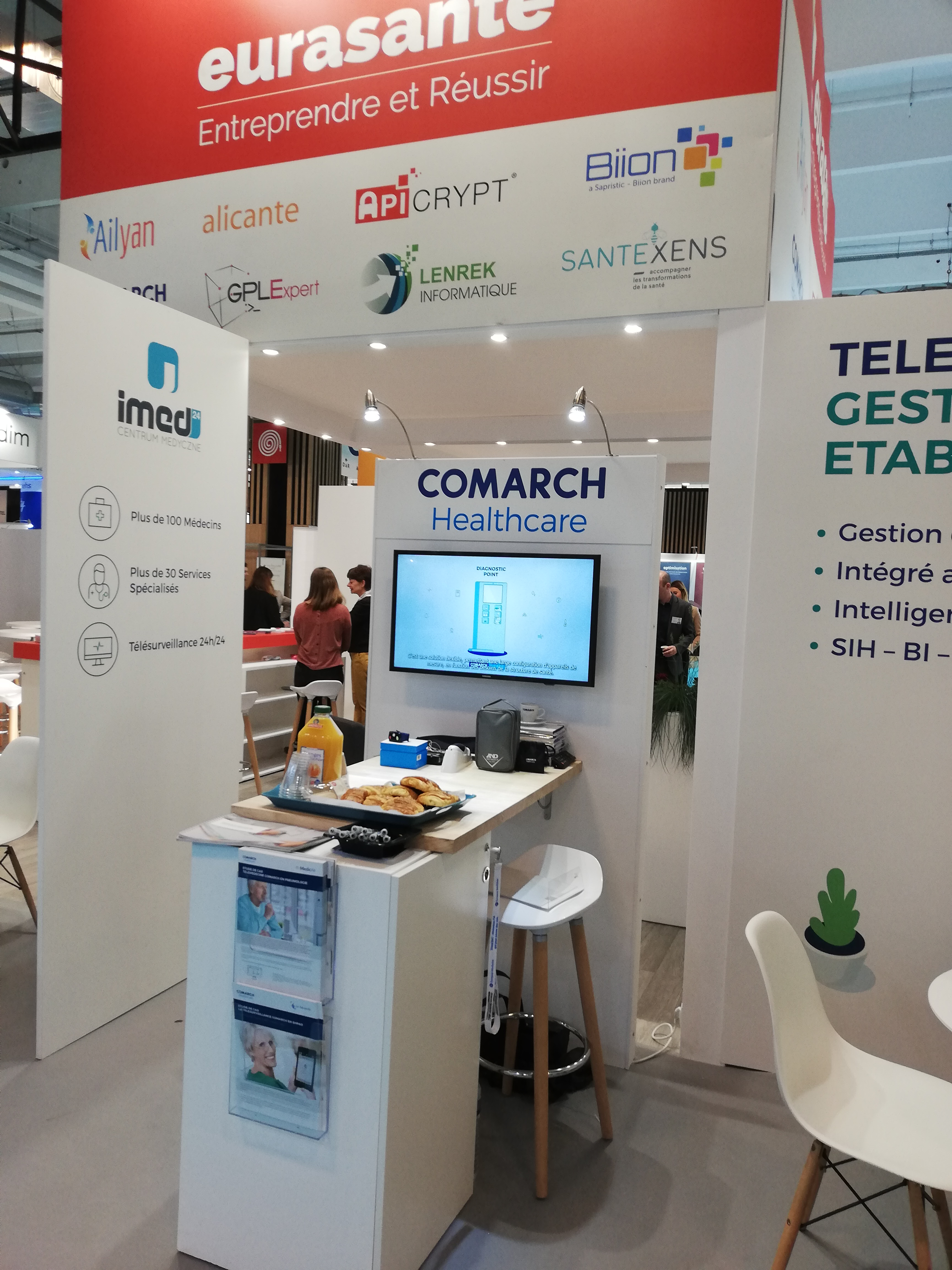 stand comarch healthcare