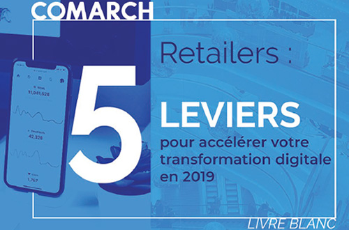 5 leviers transformation digitale des retailers