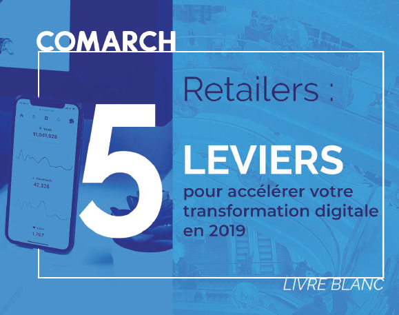 livre blanc transformation digitale du retail