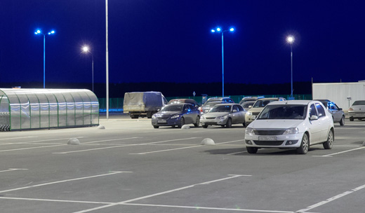 Plateforme Comarch Smart Parking
