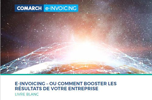 livre blanc e-invoicing comarch