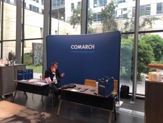 stand comarch salon loyalty and awards 2019 paris