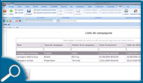 Comarch ERP CRM - Création de campagnes marketing